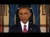Obama Vows Syria Air Strikes To Destroy Islamic State