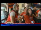 Orange Pride: SU Fans Celebrate Teams' Victories