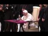 Pope Breaks With Tradition By Stepping Down
