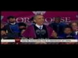 President Obama Delivers Morehouse College Commencement Addr