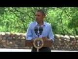 President Barack Obama Congratulates US Soccer Team