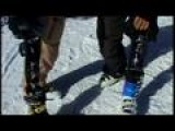 Prosthetic Legs Keep Amputees Active On The Slopes