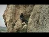 Palestinians In The Rocky WBank Try Climbing For Sport