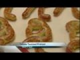 Philly Welcomes Tebow With His Own Pretzel