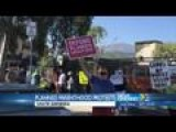 Planned Parenthood Protests Follow Secretly Recorded Videos
