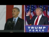 President Obama To Meet With President-Elect Trump