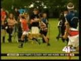 Quidditch: Lacrosse On Broomsticks