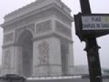 Raw: Western Europe Blanketed By Winter Snow