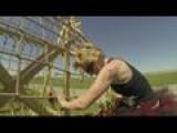 Runners Get Muddy At Albuquerque Warrior Dash