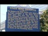 Remembering The Knox Mine Disaster