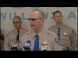 RAW: Briefing On Deadly California Bus Crash