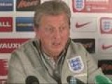 Roy Hodgson: England Training Bodes Well For World Cup