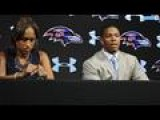 Ray Rice's Wife Blames Media