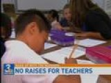 Report: No Pay Raises For School District Employees