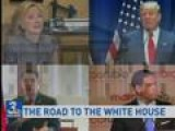 Race For The White House Comes To Las Vegas