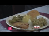 Rescue Mission Holds Annual Thanksgiving Dinner