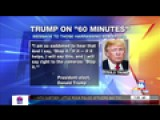 Rants & Raves: Donald Trump Says Stop It