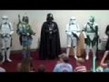 Star Wars Day At Tredyffrin Library