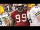 Sapp Recalls Rivalry With Favre