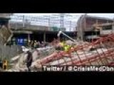 South Africa Mall Collapses On Construction Workers