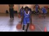 Senegalese Girls Shoot For The Stars At Basketball Academy