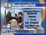 Steampunk World Of Wonderland