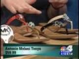 Summertime Sandals From Dillard's