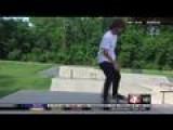 Skateboarders Work To Clean Up Crime At Popular Skate Park