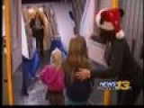 Special Kids Get Free Plane Ride For Christmas