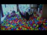 Student Turns Dorm Room Into Giant Ball Pit