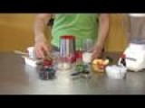 Super Suppers: Making A Health Smoothie Seg 1