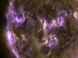 Strong Solar Storm Could Affect Technology