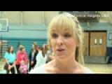 School Dance Team Invites Wheelerchair Dancers