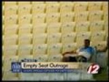 The Buzz: Empty Seats At Olympics
