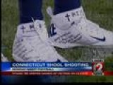 Titan Running Back Pays Tribute To Victims