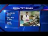 Toxic Toys From China Seized At U.S. Ports
