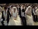 Thousands Marry In 'Moonie' Mass Wedding