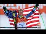 Ted Ligety Wins Gold Medal