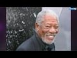 This Is What Morgan Freeman's Voice Sounds Like On Helium
