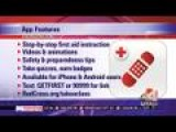 The American Red Cross Releases First Aid App