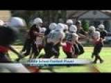 Texas Teen Proves Football Isn't Just For Boys