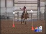 The Sharp Shooters Of The Cowboy Mounted Shooting Associatio