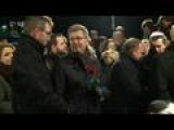 Tens Of Thousands In Copenhagen Vigil For Shooting Victims