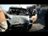 Taliban Car Bomber Targets NATO Convoy Near Kabul Airport