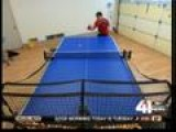 U.S. Table Tennis Star Aims For Olympic Gold