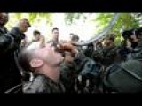 US And Thai Forces In Jungle Survival Training