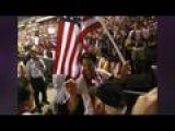 U.S. Soccer Team Celebrates World Cup Bid By Dancing With Fans In Columbus
