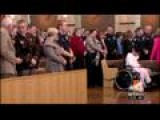 Utah Law Enforcement Blessed In Blue Mass Service