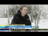 VIDEO: Missing Teen Skier Found Alive After 2 Days