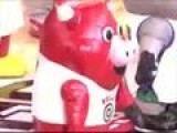 Viral Video: Mascots Dancing 8-16-13
